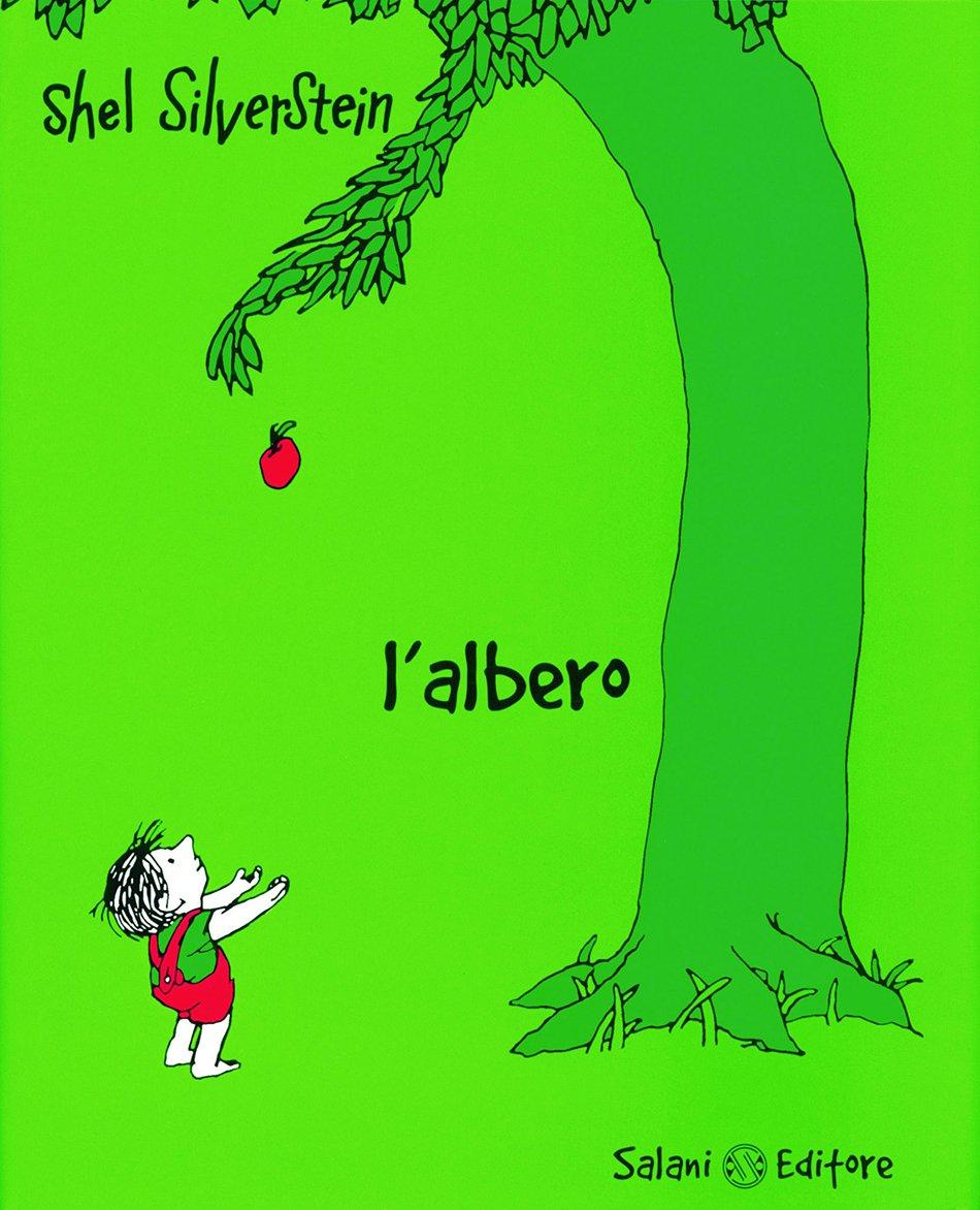 L'albero Shel Silverstein copertina
