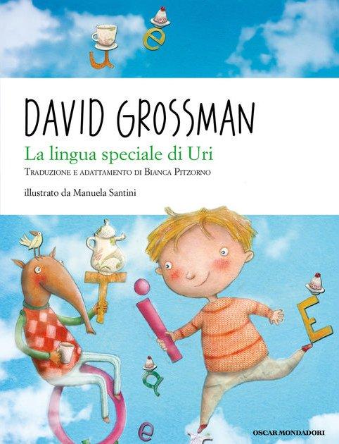 lingua speciale di uri David Grossman copertina