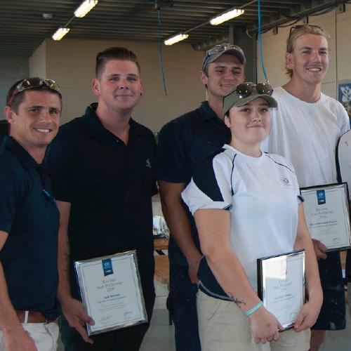 Riviera apprentices achieve top awards