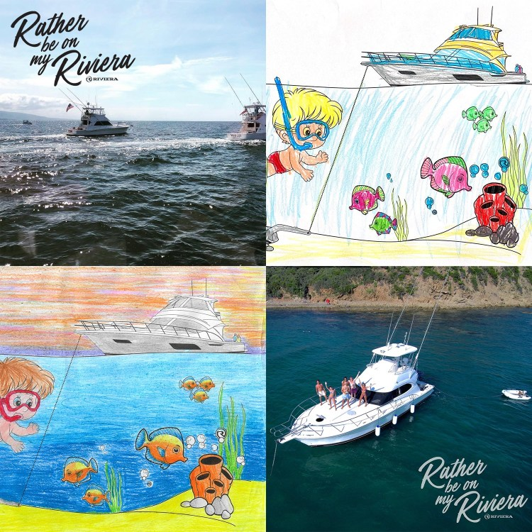 Owners Photo Competition and Riv Kids Colouring-in Contest