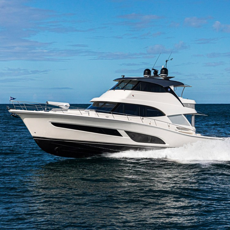Riviera 64 Sports Motor Yacht – Let the world premiere tour begin