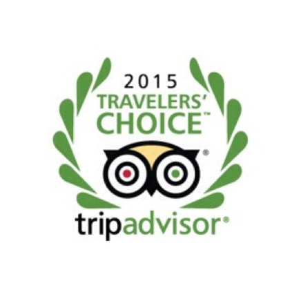 trip advisor travelers choice 2015