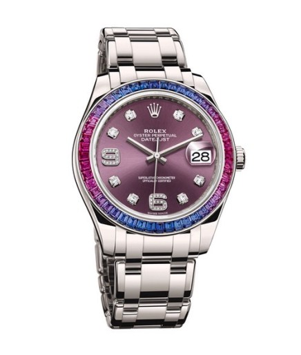 rolex lady datejust pearlmaster 39mm