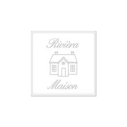 beach striped outdoor pillow cover