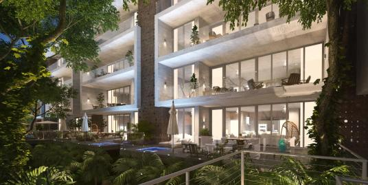 LUXURY CONDO FOR SALE IN PLAYACAR, Suite 201