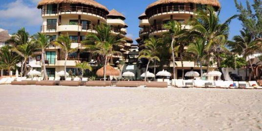 Downtown Playa del Carmen Condo for Sale – OceanFront, Suite 357