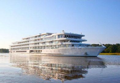 American Cruise Lines is schip rijker