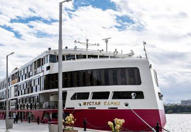 Vodohod brengt nieuw schip voor Europese markt