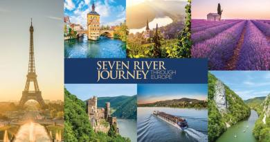 AmaWaterways 7 rivieren