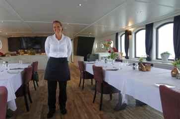 Gastvrouw Annika