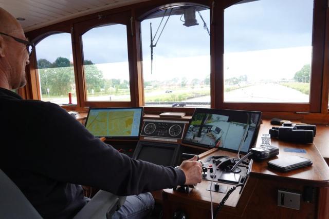 Magnifique III Noord-Hollands kanaal