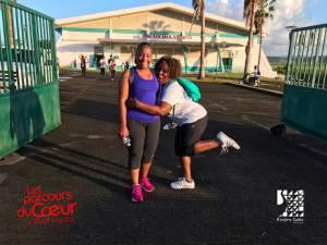 Le parcours du coeur à Rivière-Salée - Martinique