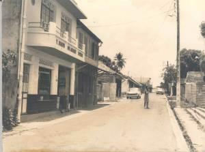 La rue Des Etages - Mairie de Rivière-Salée