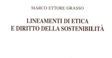 cover GRASSO Etica e diritto della sostenibilità