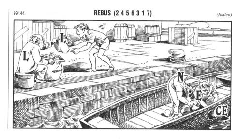 rebus NATURA