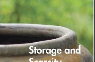 cover STORAGE AND SCARCITY GIORGIO OSTI