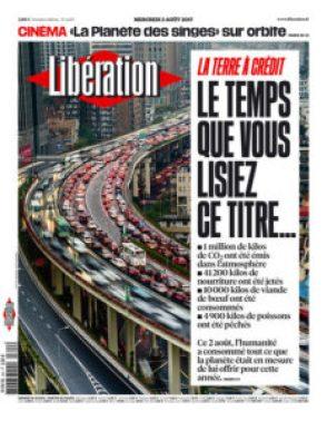 Cover Libération