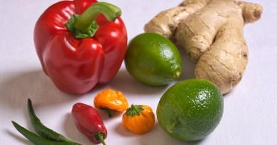 vitamina C verdura e frutta