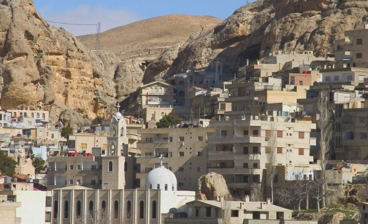 Viaggio a Maaloula, il cuore distrutto della Siria cristiana