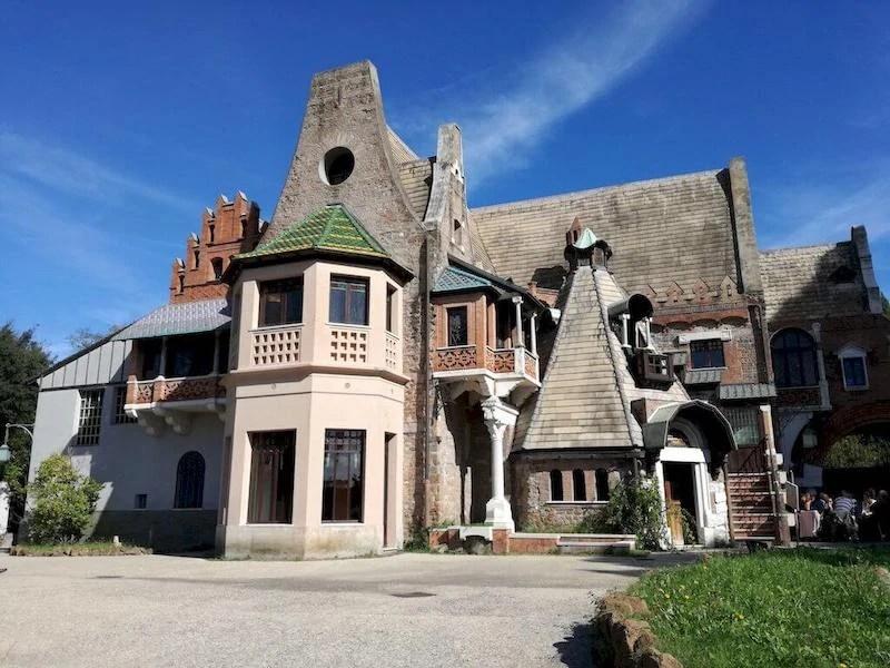 Villa torlonia Roma casetta delle civette