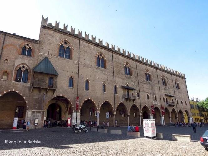palazzo ducale esterno