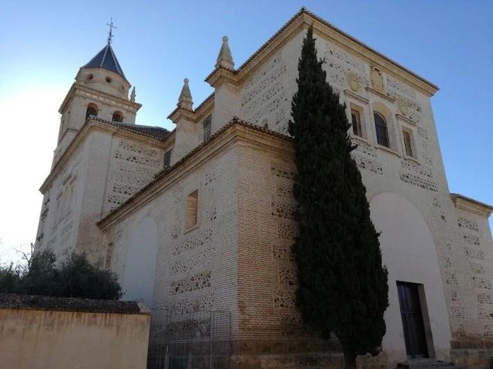 granada alhambra palazzo