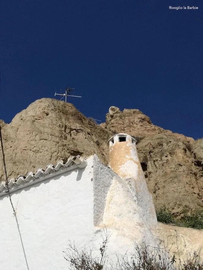 cueva comignolo guadix andalusia