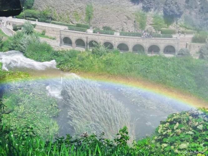 arcobaleno cascate delle marmore