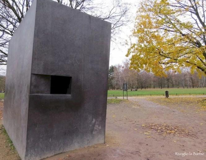Memoriale alle vittime omosessuali dell'Olocausto Berlino