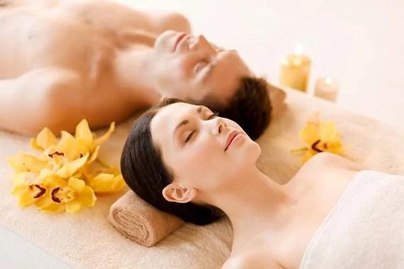 2 – Una giornata alla spa, privata per la coppia di piccioncini spa di coppia