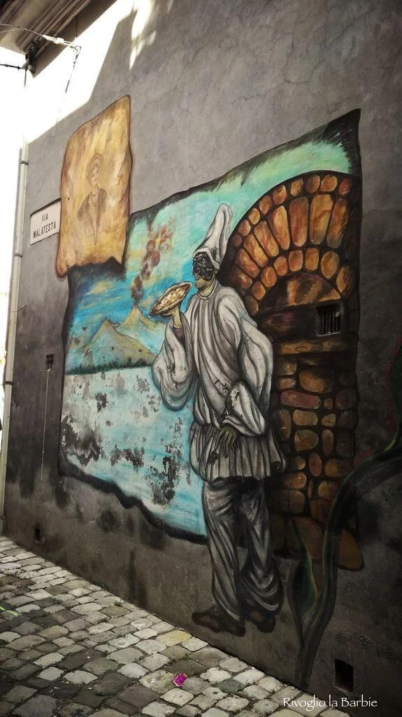 street art Saludecio