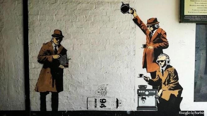 street art Cheltenham