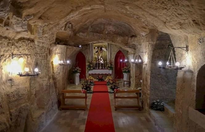 Grotta di San Michele Orsara di Puglia
