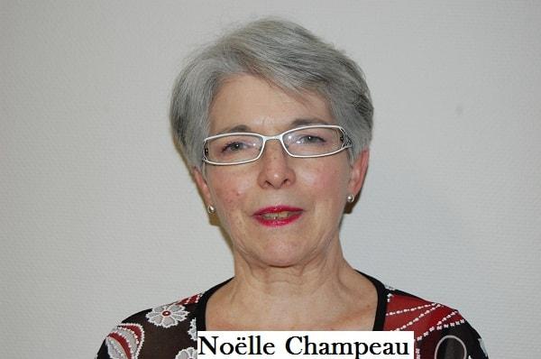 Noëlle Champeau, Groupe Artistique de Moret, compagnie de théâtre amateur.