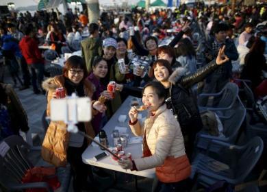 Ingin Meniru Adegan Drama, Ribuan Turis China Terbang ke Korea