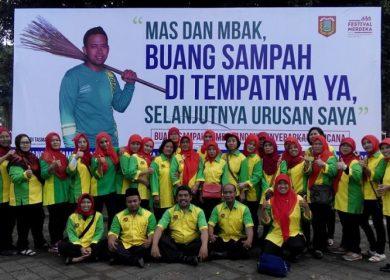 Astuti Farida, Pelopor Bank Sampah dan Aktivis Lingkungan Wonosobo