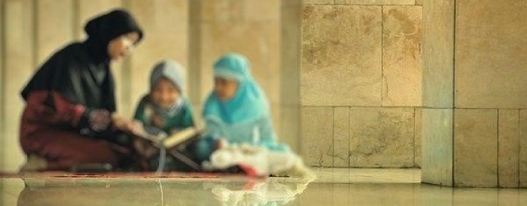 Learning Quran with a live Quran tutor