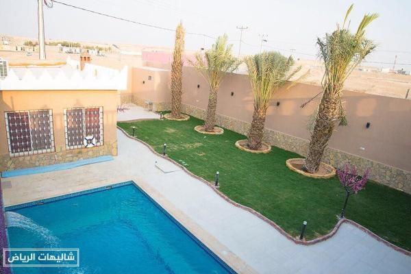 شاليهات ريزورت حي القادسية أفضل أماكن للحفلات في الرياض