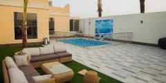 ارخص شاليهات الرياض لعيد الاضحى مساحات واسعة ومرافق ترفيه للعائلات