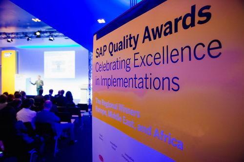 SAP - MENA Quality Awards - 1a