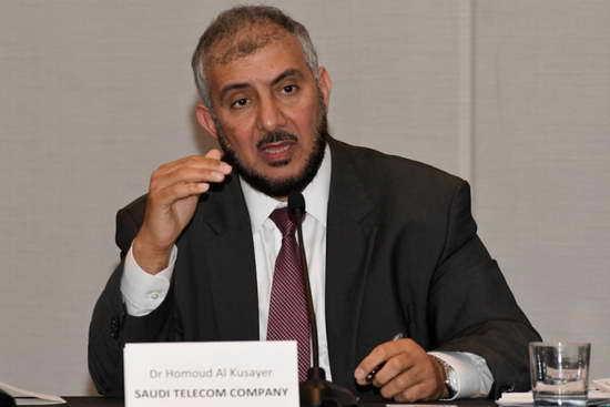 Dr Homoud Al Kusayer STC