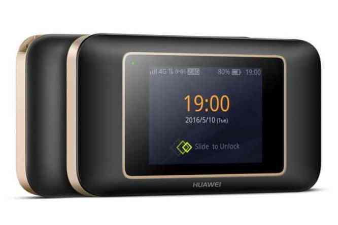 E5787 Touch Cat6 Wi-Fi Hotspot