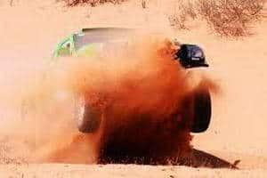 سباق التسارع الرملي