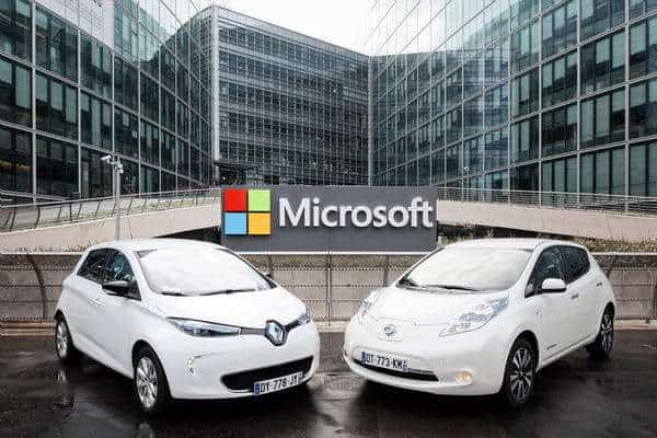 2016-09-23-alliance-microsoft-vehicule-connectivity-partnership