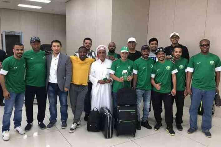 STC تتكفل بنقل روابط الاندية السعودية الى بانكوك لدعم منتخبنا الوطني