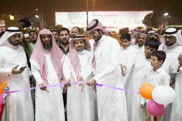 مطاعم الرومانسية تفتتح أكبر فروعها في الرياض