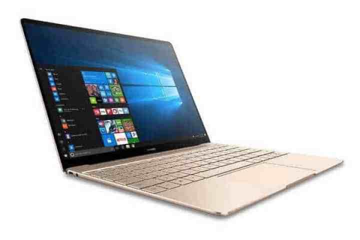هواوي تطلق الجيل الجديد من كومبيوتراتها MateBook