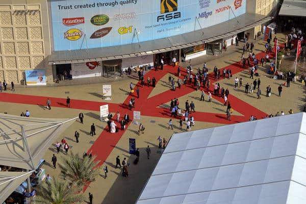دبي توفر لزوارها أجواءً رائعة واحتفالية خلال بطولة كأس العالم لكرة القدم 2018