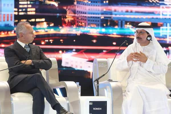 """""""موانئ دبي العالمية"""" تعلن عن تقنيات جديدة تحدث نقلة نوعية في التجارة العالمية وحركة البضائع"""