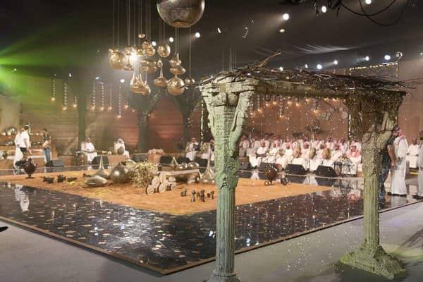 جلساتنا غير تعيد الثقة للمشاهد العربي من خلال نجومها وطرحها الجديد بمشاركة ٩٠ نجم